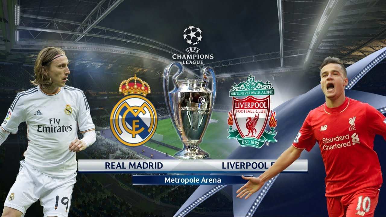 Realmadrid vs Liverpool (@realvliverpool) Cover Image