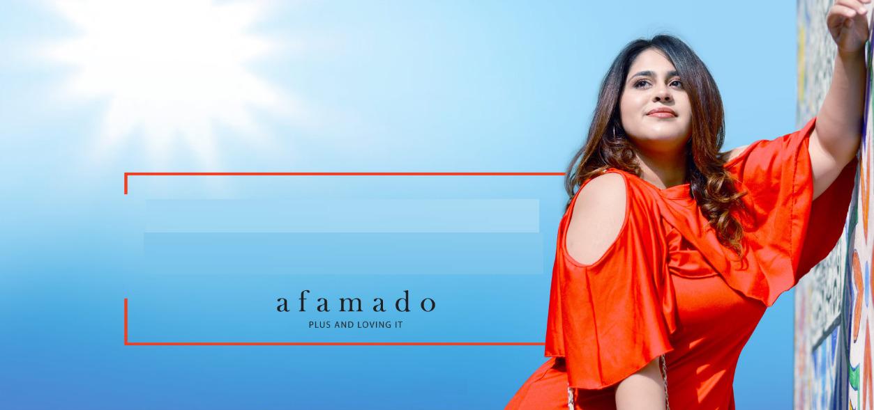 Afamado Curvy (@afamadocurvyindia) Cover Image
