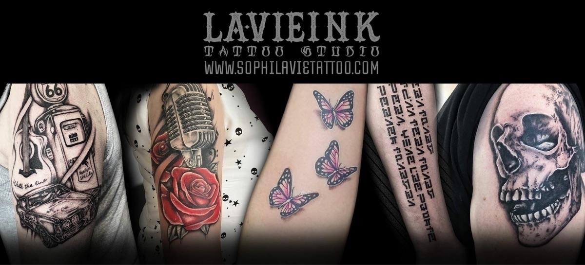 Sophi Lavie (@sophilavie) Cover Image