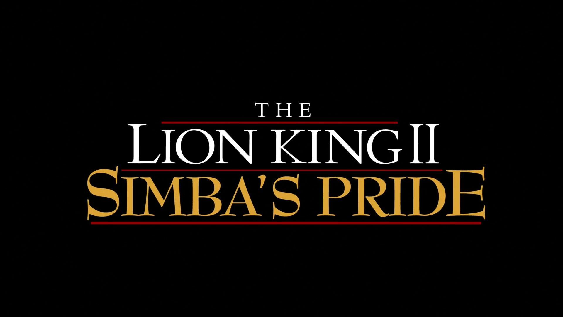 Lejonkungen 2 Simbas Skatt (Disney Sverige (@barnensrostblogg) Cover Image