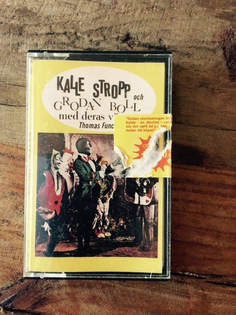 Kalle Stropp, Grodan Boll och deras vänner (@rlkoder) Cover Image