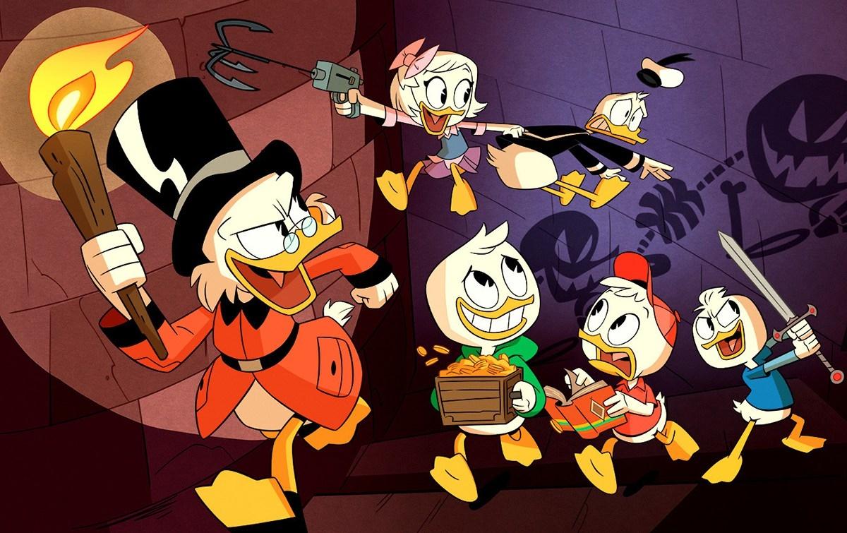 DuckTales (Disneys Svenska) (@lugigymnastik) Cover Image