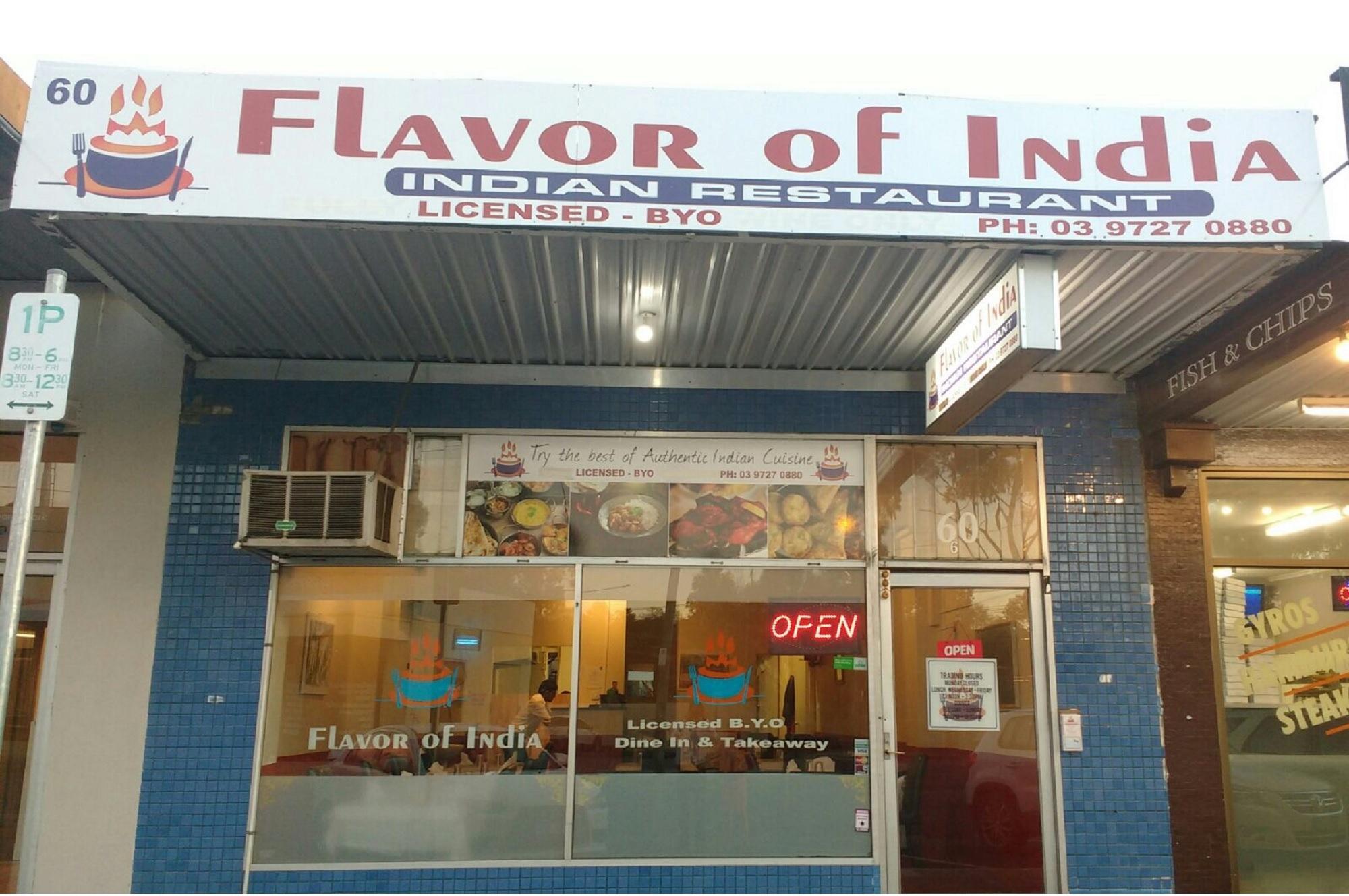 Flavor of India  (@flavorofindia) Cover Image