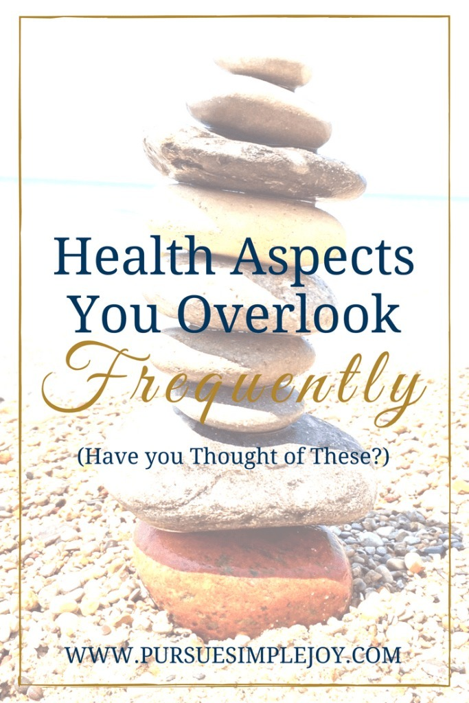 3 Health Aspects You Frequently Overlook (@healthaspects) Cover Image