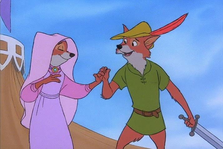 Robin Hood (Disney Svenska) (@portugaldisney) Cover Image
