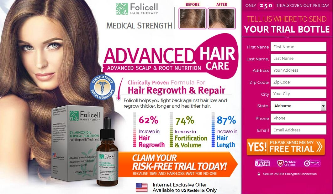 Folicell Hair Therapy (@folicell19) Cover Image