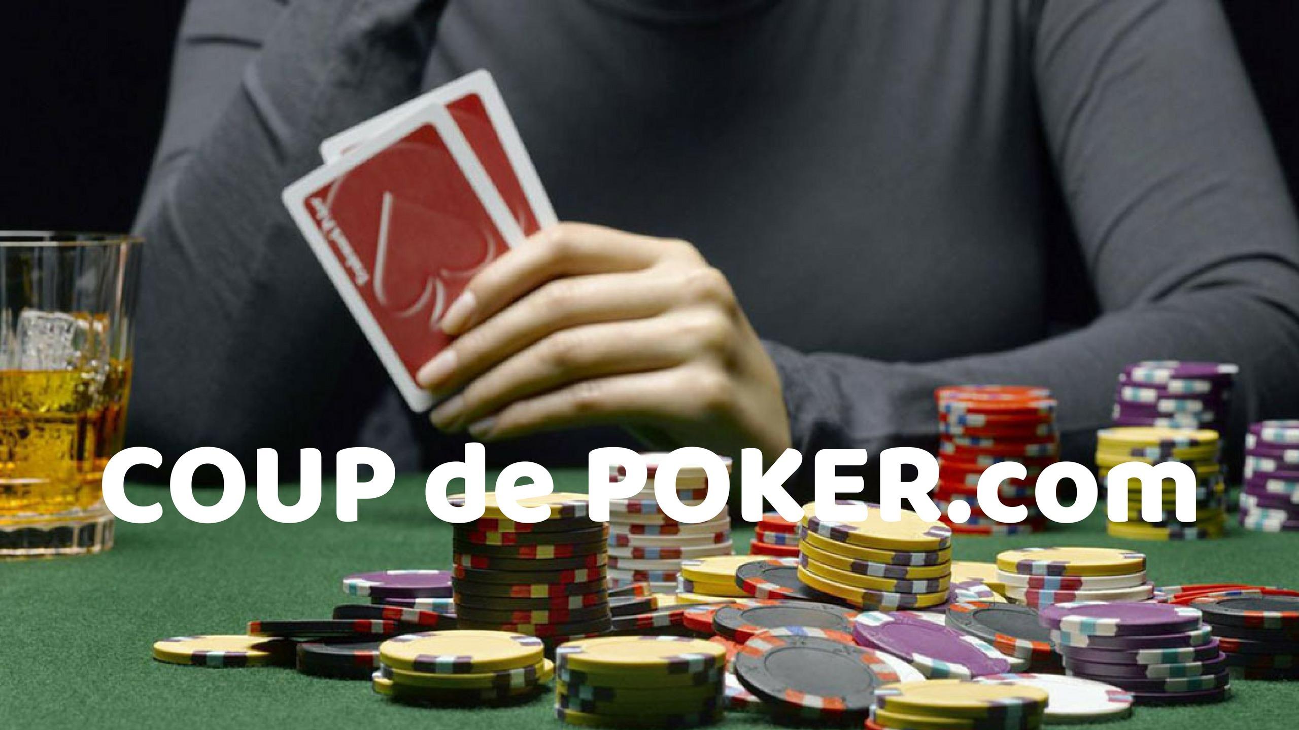 Coup de Poker (@coupdepoker) Cover Image