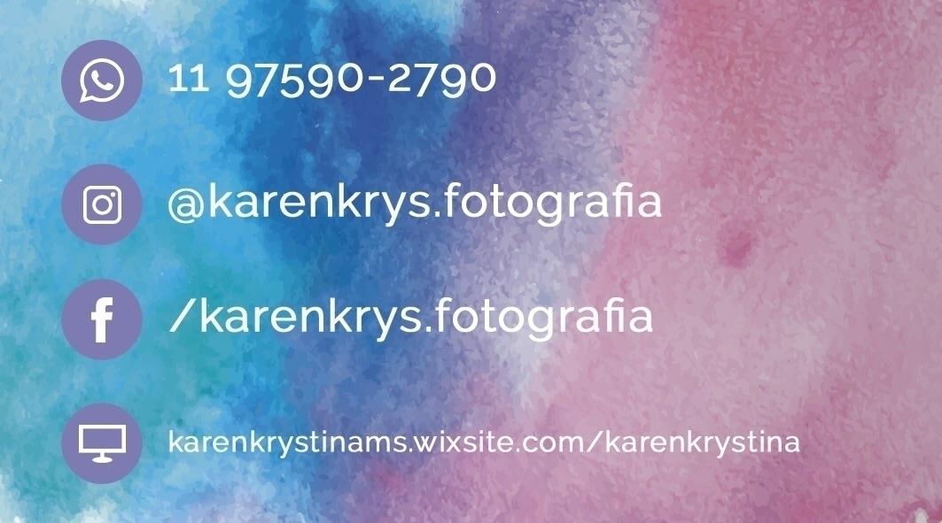 Karen Krystina  (@karenkrys_fotografia) Cover Image