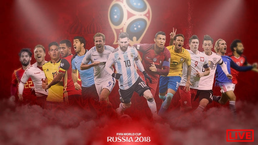 FIFA World Cup Russia™ (@worldcuprussia) Cover Image