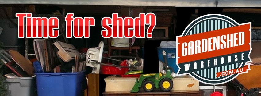 Garden Shed Warehouse (@gardenshedwarehouse) Cover Image