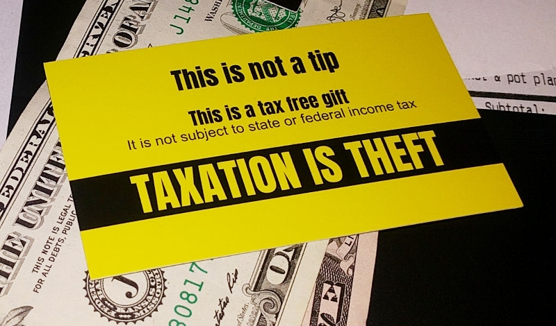 Christina Smith (@taxationistheft) Cover Image