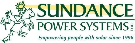 Sundance Power Systems Inc (@ashevillesolar) Cover Image