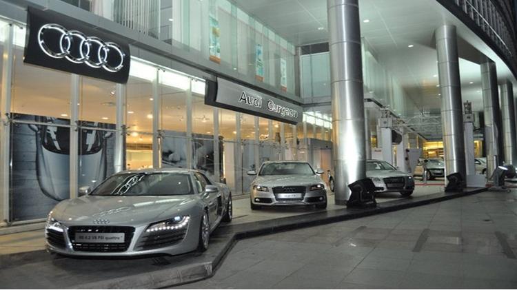 Audi Gurgaon (@audigurgaon) Cover Image