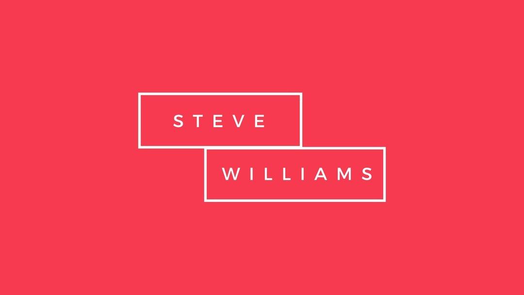 Steve Williams (@stevedev) Cover Image