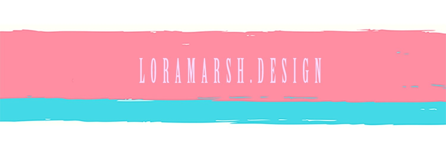 Lora Marsh (@loramarshdesign) Cover Image
