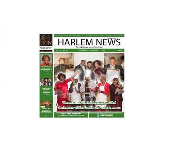 harlem community news (@harlemcommu) Cover Image