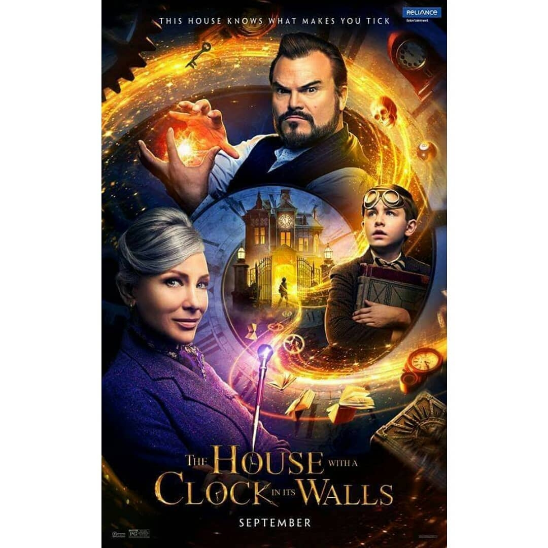 thehousewithaclockinitswallsfull (@thehousewithaclockinitswallsfull) Cover Image