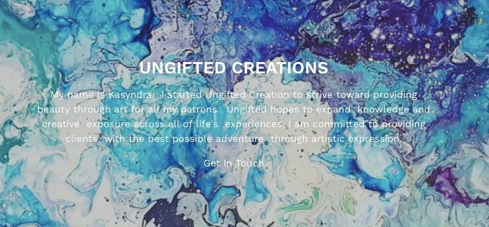 Ungifted (@kasyndra) Cover Image
