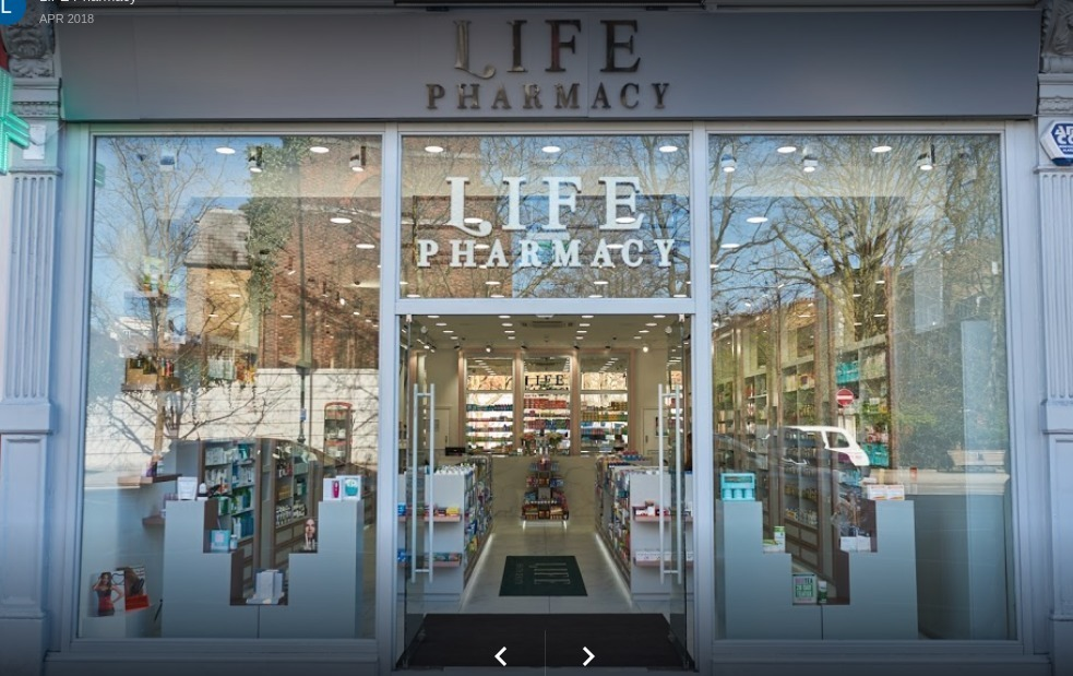 Life Pharmacy (@lifepharmacy) Cover Image