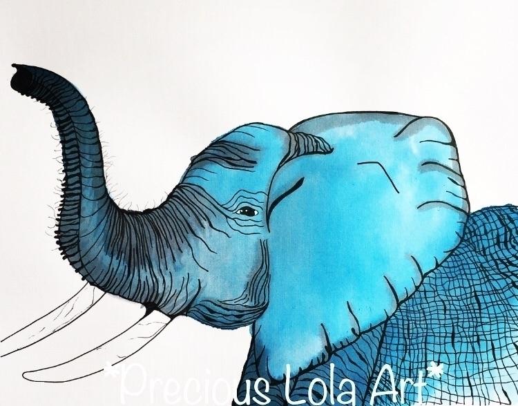Precious Lola Art (@precious_lola_art) Cover Image