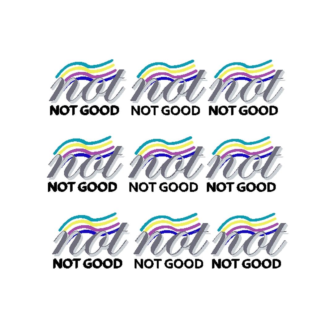 NotNotGoodCo (@notnotgoodco) Cover Image