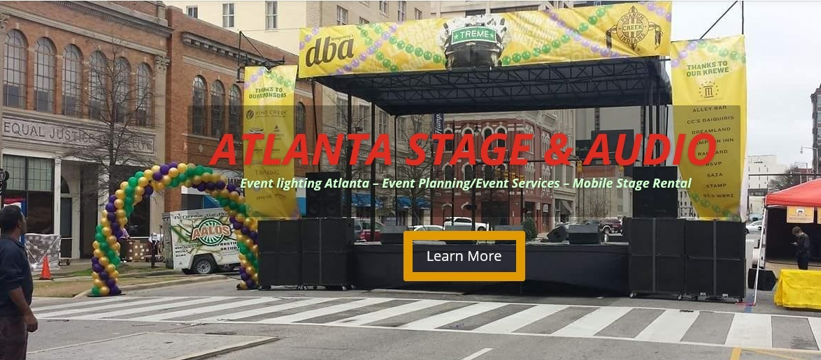 Atlanta Stage & Audio  (@atlantastageaudio) Cover Image