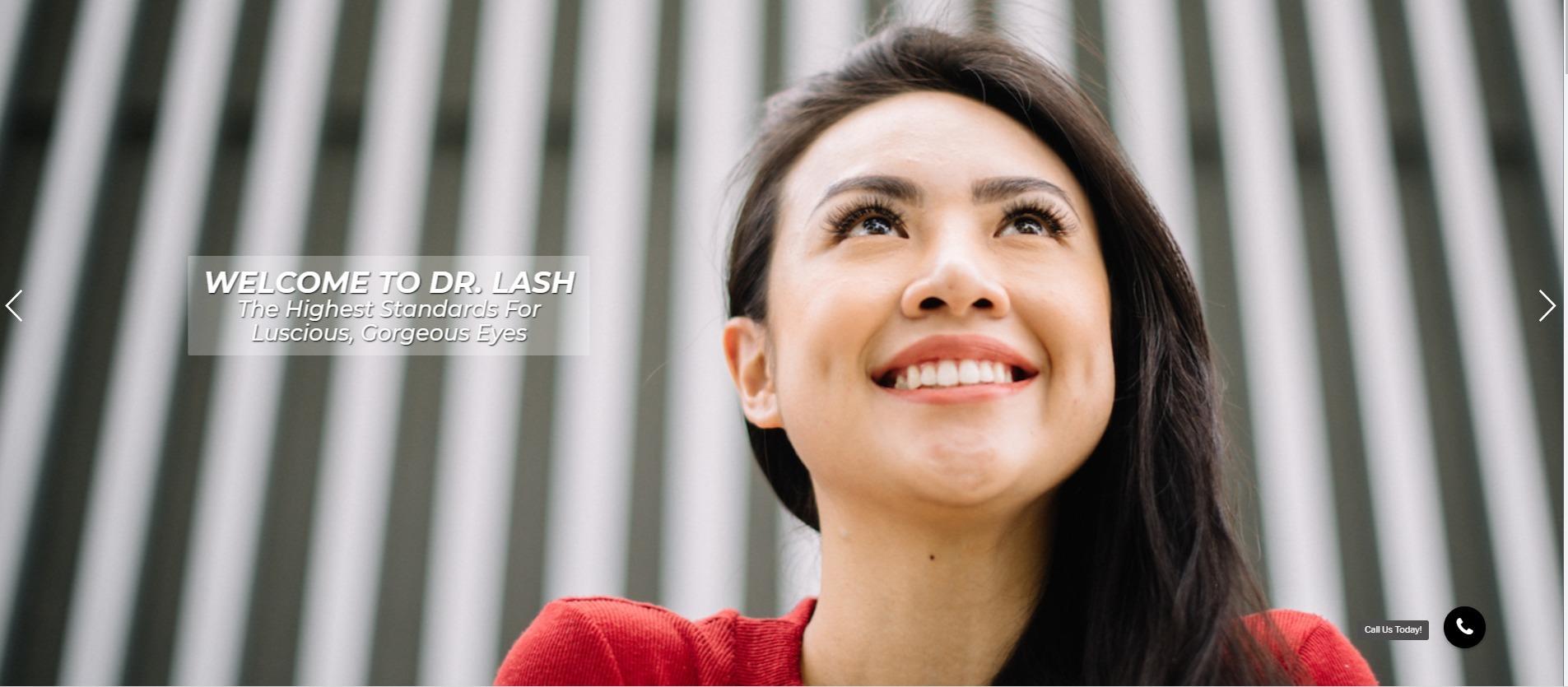 Dr Lash (@drlash) Cover Image
