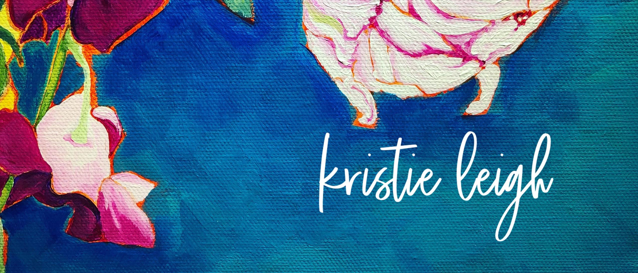 Kristie Leigh (@kristieleighart) Cover Image