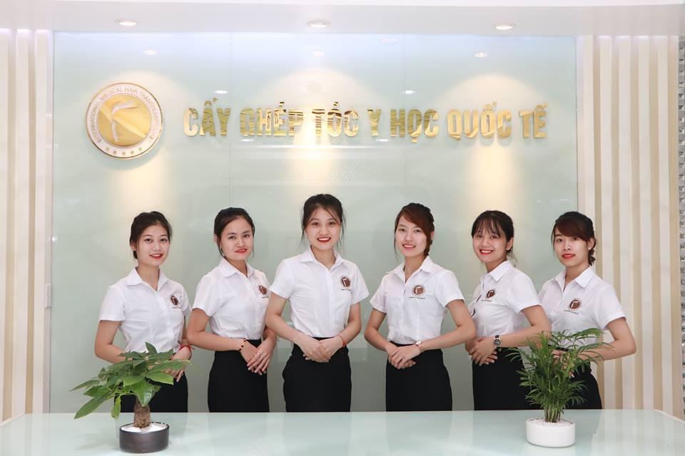 Phòng Khám cấy Ghép Tóc Hà Nội (@caytocnguyendu) Cover Image