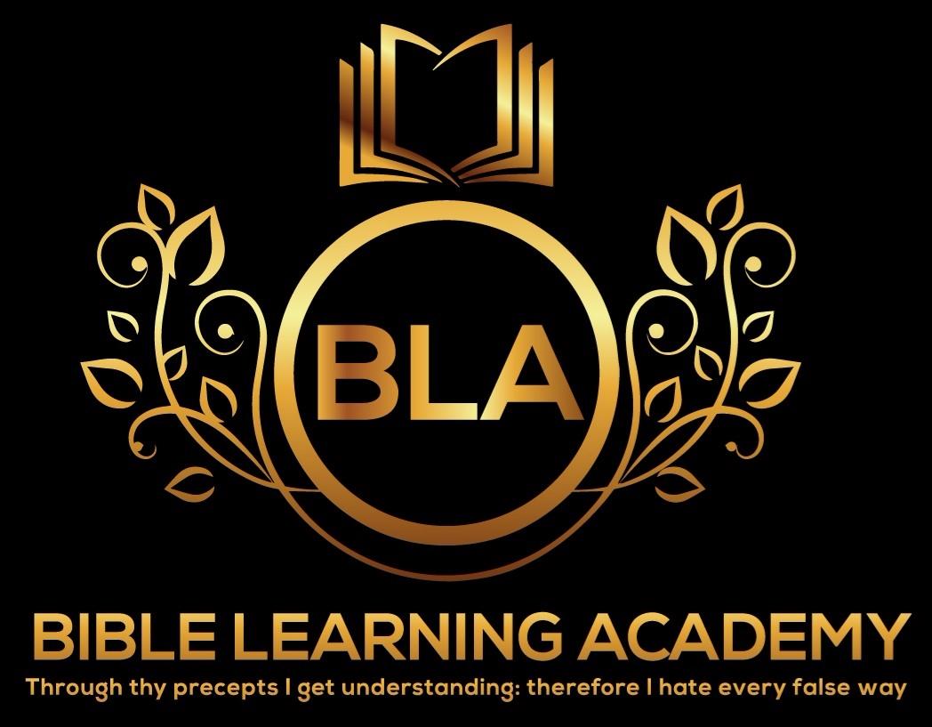 Bible Learning Academy (@biblelearningacademy) Cover Image