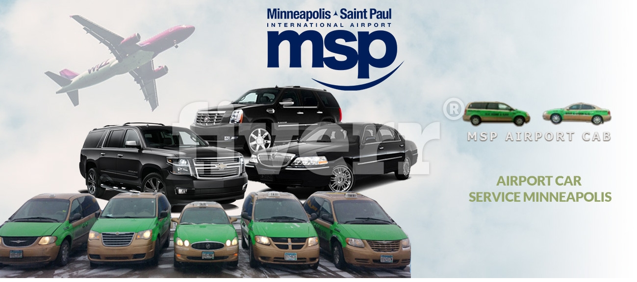 MSP AIRPORT TAXI (@goldandgreentaxi) Cover Image