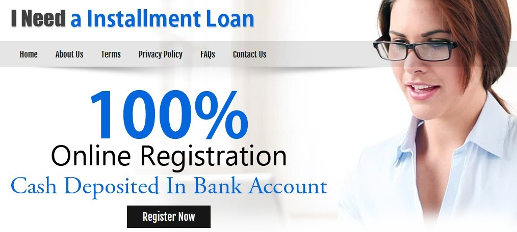 I Need A Installment Loan (@ineedainstallmentloan) Cover Image