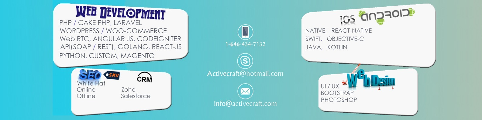 (@activecraft) Cover Image