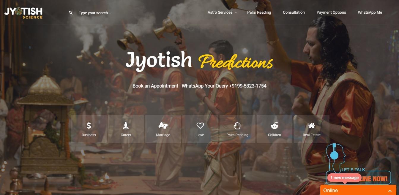 Jyotish Science (@jyotishscience) Cover Image