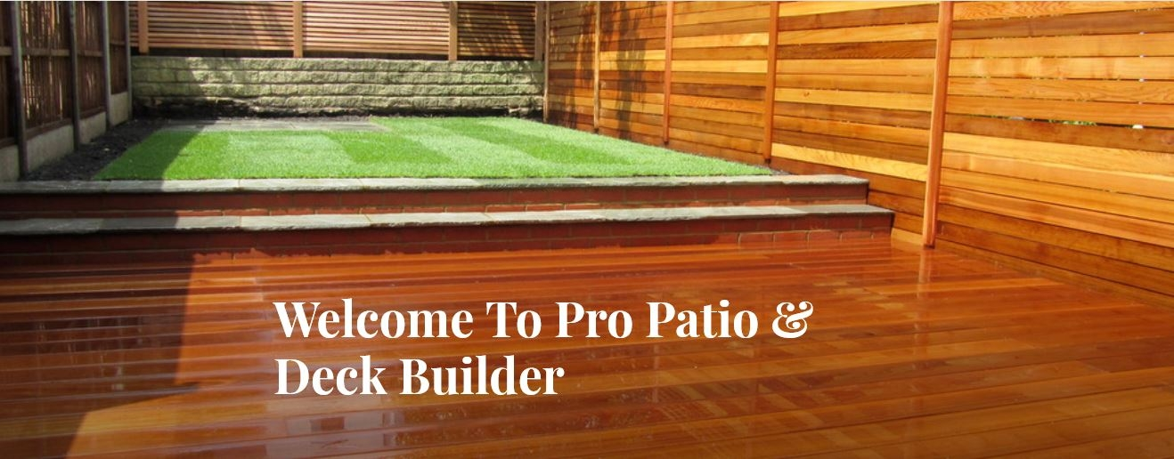 Pro Patio & Deck Builder (@propatiodeckbuilder) Cover Image