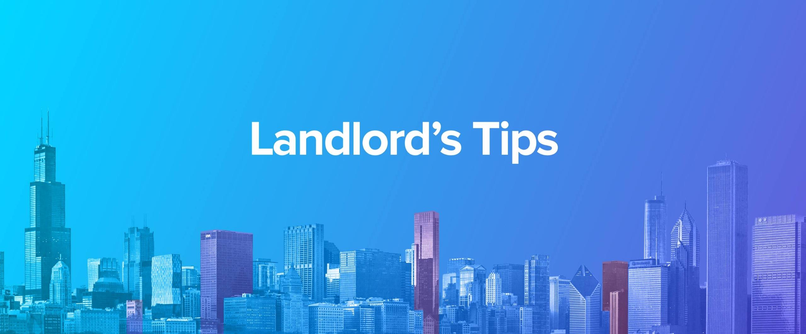 Landlord's Tips (@landlordstips) Cover Image