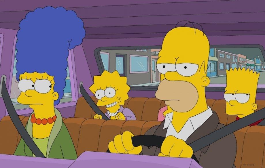 The Simpsons (Sverige) (@dapperafrika) Cover Image
