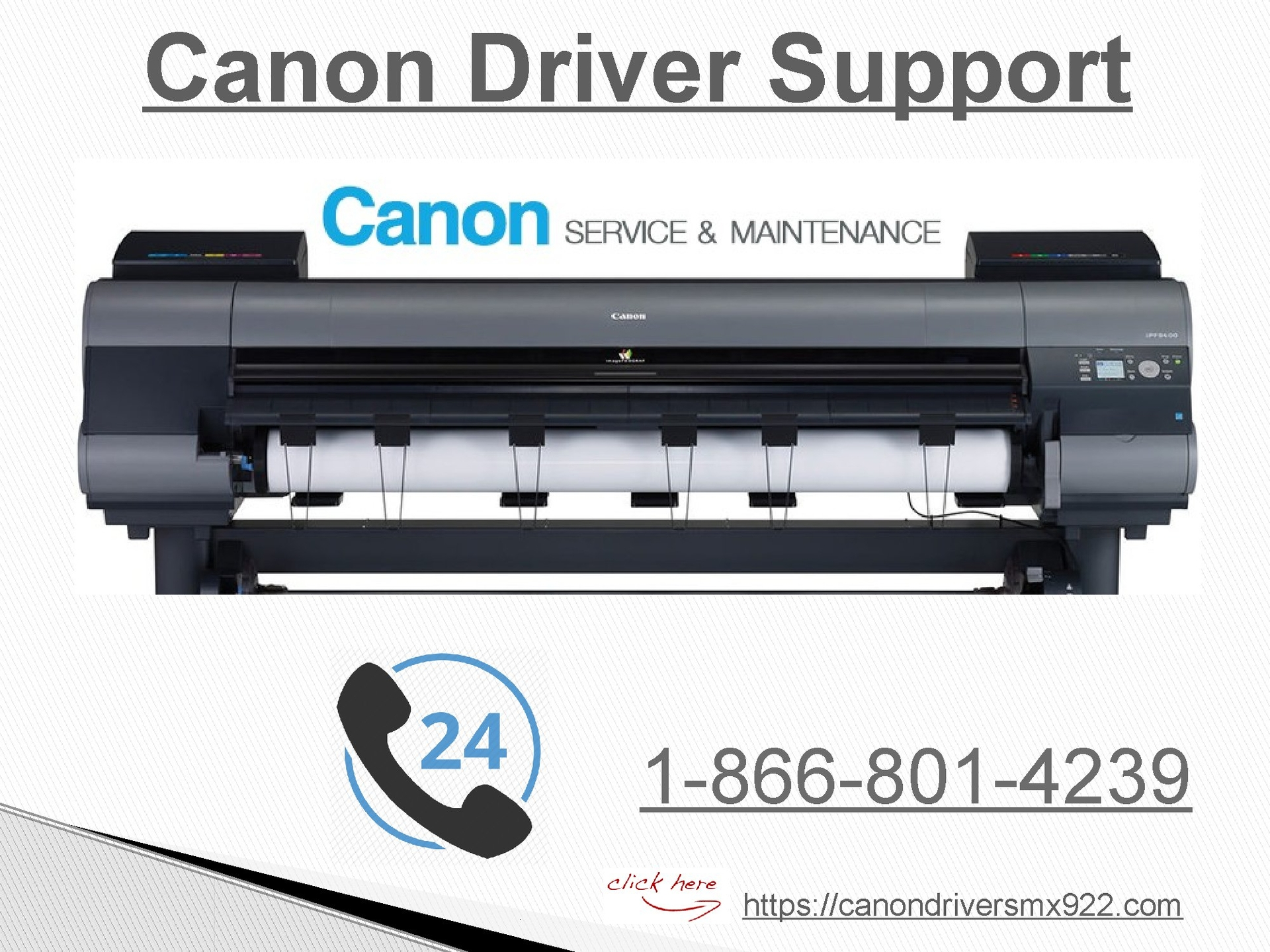 Canon Driver Support (@gomssy) Cover Image