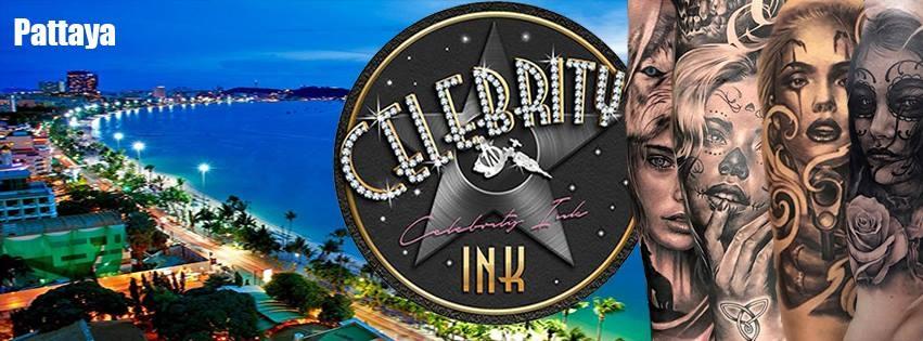 Celebrity Ink™ Tattoo Studio Pattaya (@tattoopattaya) Cover Image