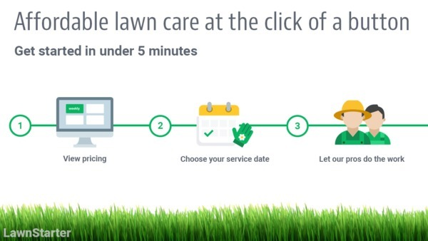 LawnStarter Lawn Care Service (@lawnstarterfortworth) Cover Image