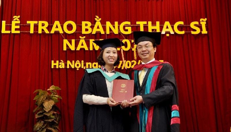 Thông tin tuyển sinh Thạc sĩ (@caohockinhdoanh) Cover Image