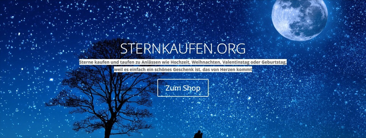 Sternkaufen. (@sternkaufenorg) Cover Image