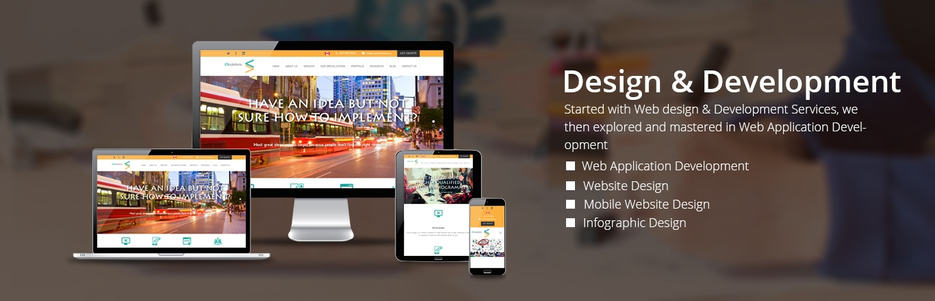 CS Web Solutions - Web Design Mississauga (@cswebsolutions) Cover Image