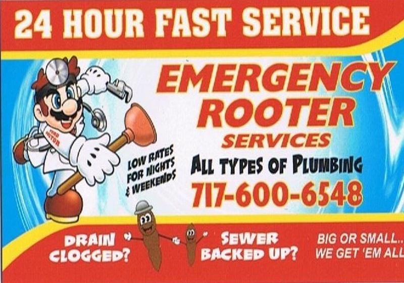 Emergency Rooter Services (@emergencyrooter) Cover Image