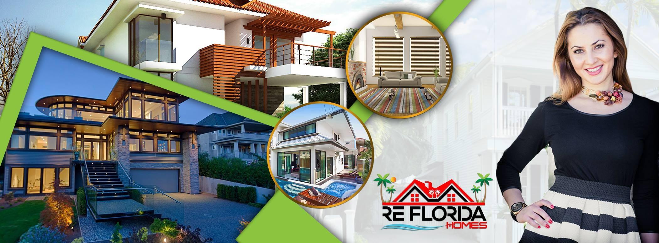 RE FLORIDA HOMES (@refloridahomesagents) Cover Image