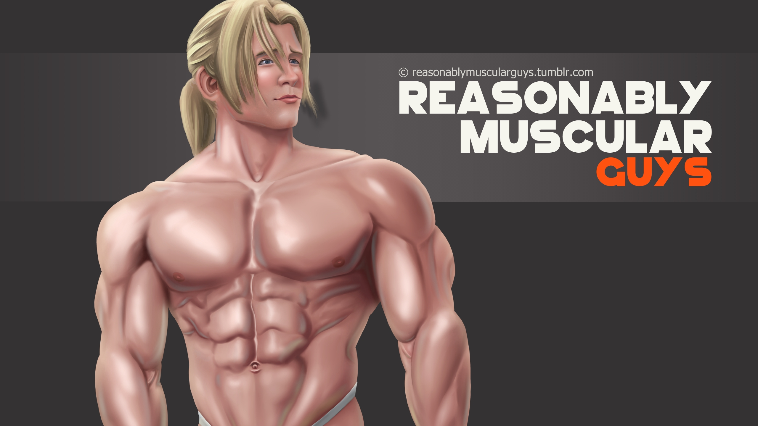 Reasonably Muscular  (@reasonablymuscularguys) Cover Image