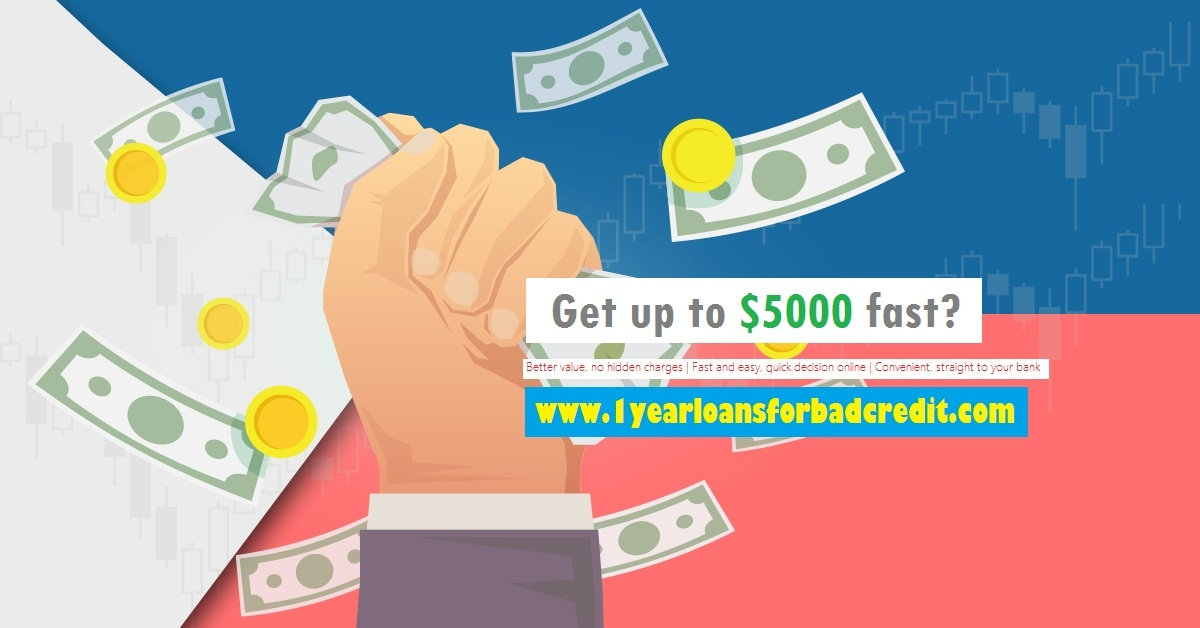 1 Year Loans For Bad Credit (@badcreditloansfor1year) Cover Image