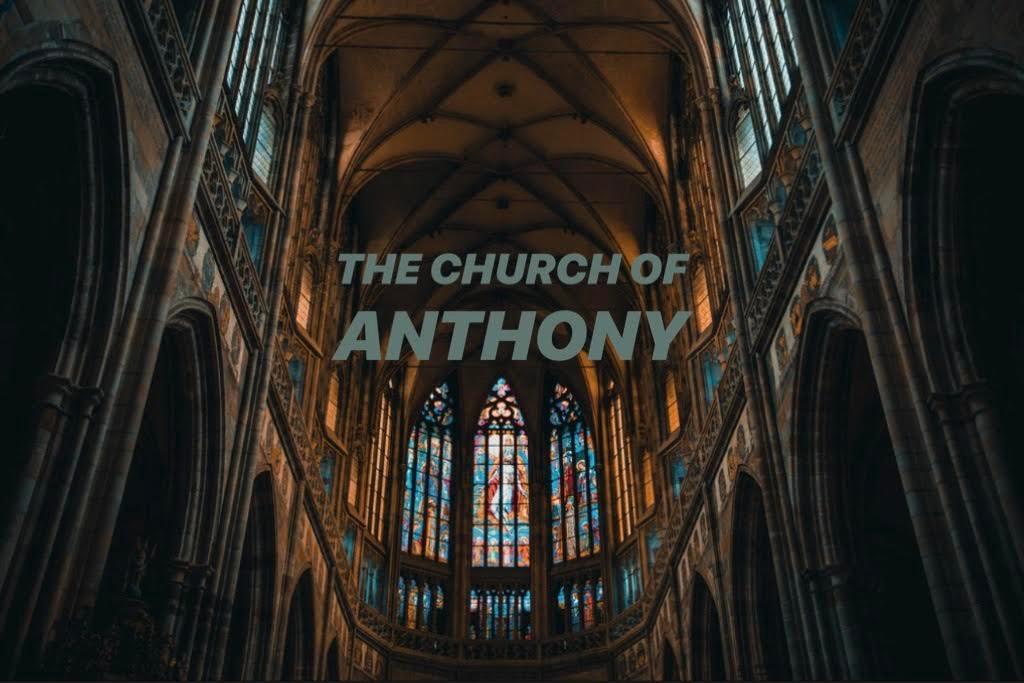 Anthony Corona (@thechurchofanthony) Cover Image