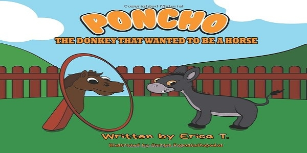 Poncho The Donkey (@ponchothedonkey) Cover Image