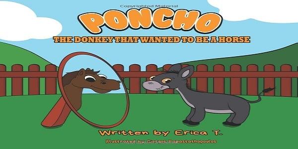 Poncho The Donkey (@ponchothedonkey) Cover Image